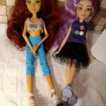 Кармин МС2 шарнирная кукла #2