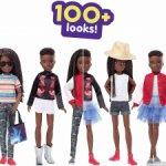 Шарнирная с набором одежды #1 Сreatable world Mattel=== сегодня 1800!!!=