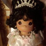 Драгоценные моменты Precious moments от Линды Рик принцесса== сегодня 2000=с доставкой до выходных==