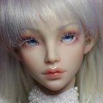 Авторская шарнирная кукла Flore - elf