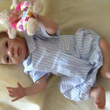 Малышка Аришка из молда Chicklet