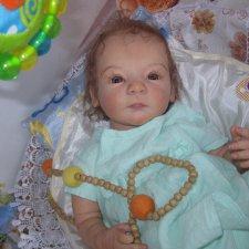 Крошка Линдия, малышка реборн