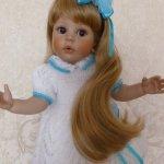 """""""Вечное сокровище"""" от Донны Руберт или новая подружка моим куколкам"""