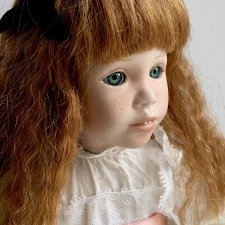 Миниатюрная красавица Polly от Susan Krey
