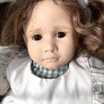 Редкая малышка Tanja от Ruth Treffesein