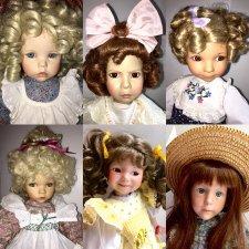 Продолжение с куколками Dianna Effner