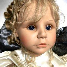 Живая девочка от Ramona Hoffman для Schildkrot