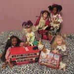 Мои любимые дети от Sandi McAslan