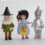 Большой мир маленьких кукол. Часть 8. Мадам Александер для Макдональдс. Что-то вроде каталога. 2007-2008г.г