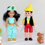 Большой мир маленьких кукол. Часть 7. Мадам Александер для Макдональдс. Что-то вроде каталога. 2004-2005г.г