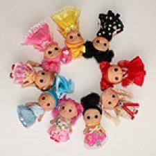Большой мир маленьких кукол. Часть 12. Чимоньки, Кудряшки, Кареглазки - девочки из ларька