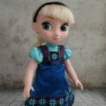 Эльза Disney Animators' Collection