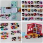 My Mini MixieQ's - кубики, фигурки, фэшн-паки