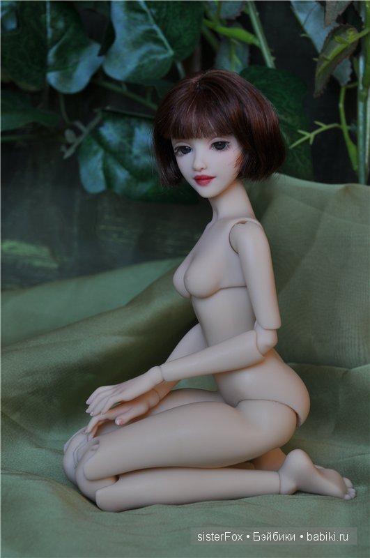 полиуретановые шарнирные куклы SisterFox