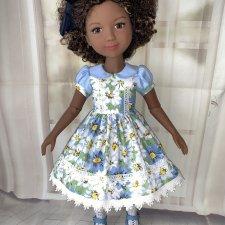 Платье для Рубиночки 37 см