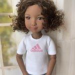 Футболочки для кукол Ruby Red Fashion Friends (37 см)