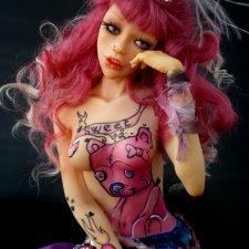 Claudia Raddi - OOAK Fairies & Art Dolls - Авторские скульптуры - 3