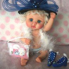 Авторские куколки из полимерной глины от Joni Lea - часть 7