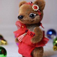 Замечательные и забавные Авторские плюшевые игрушки Ирины Макаровой - 2