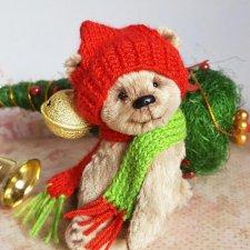 Замечательные и забавные Авторские плюшевые игрушки Ирины Макаровой - 4