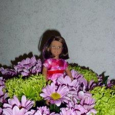 Моя новая девочка Лусиана (Luciana) от mini american girl