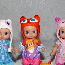Три милые девчонки Chou - chou