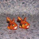 Ермиловская игрушка - Золотые Рыбки - фигурки