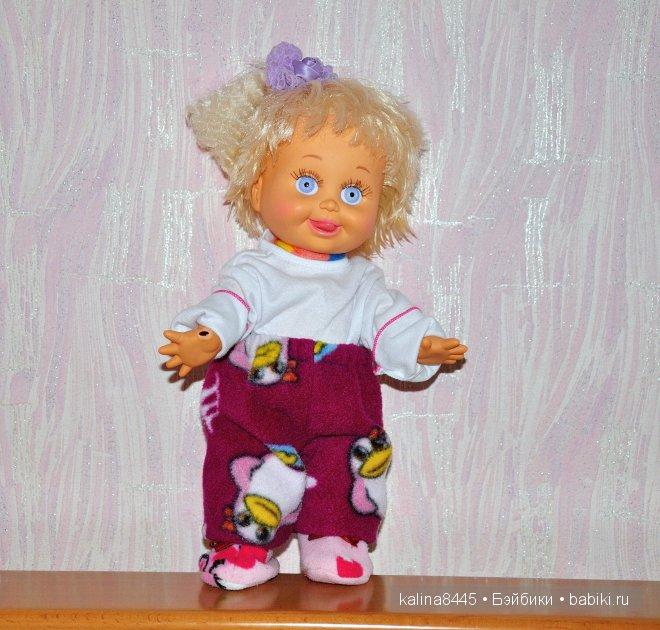 Куколка Galoob Baby Face doll