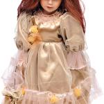 С нее началась моя коллекция кукол