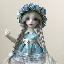 Colline Blue от Lillycat Cerisedolls