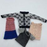 Одежда для кукол Натальи Саморуковой