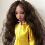 Авторская шарнирная кукла Анны Добряковой (TenderCreation)