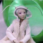 Маленький червячок от Марии Пикуновой