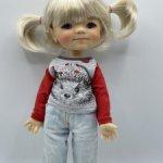 Качественный комплект для Meadow dolls 28 см