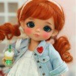Прекрасная малышка Taipei Special Limited ver. Berry ФУЛСЕТ!!!