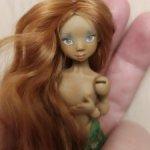 Продам бжд куколку 10,5 см.