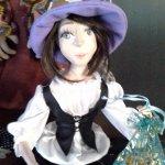 Моя маленькая ведьмочка. Авторская кукла