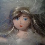 Моя Балерина. Текстильная кукла