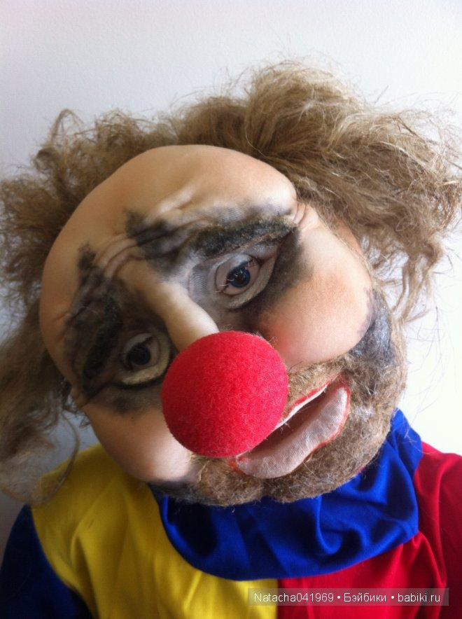 надеюсь и этого персонажа вы легко узнаете-Солнечный клоун Полунин(АСИСЯЙ)