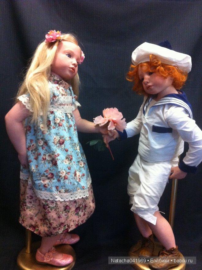Милена и Алешка