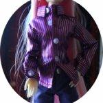 Рубашка для БЖД кукол формата МСД !Распродажа!