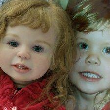 Таких кукол у меня ещё не было. Евдокия. Работа Марины Мацко
