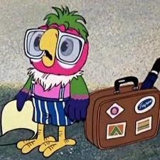 Возвращение блудного попугая. Или я опять с бэбиками. Отчет  за год