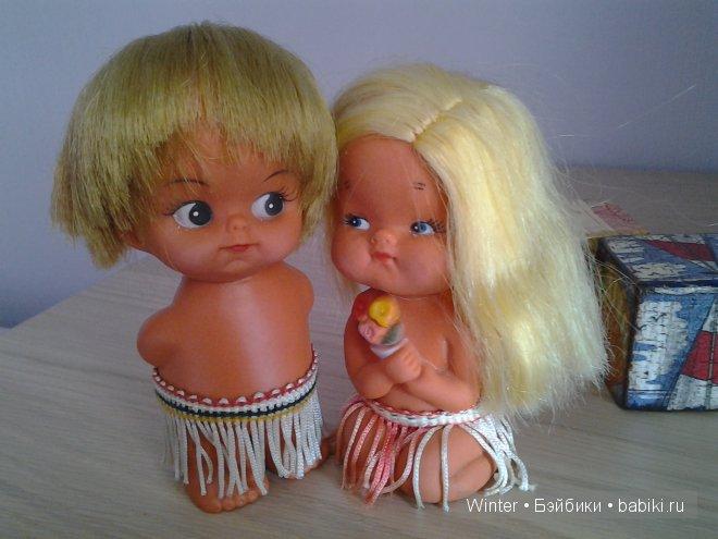 Сорок лет в моей семье. Коллекция кукол