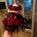 Авторские ауфиты для фешен-кукол ростом 40 см. Добавлено новое.
