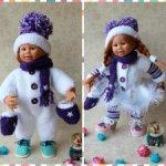 """Два новогодних костюма """"Снеговики Violet"""" на Вихтеля"""