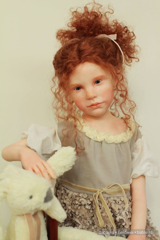 Международная выставка кукол Панна Doll'я в Минске (Беларусь) 10-12 апреля 2015