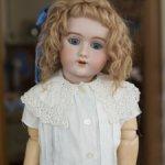 Парик на большую куклу Бесплатная доставка