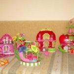 Весна в Ягодном городе. Игровые куколки Strawberry Shortcake