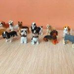 Лот собак разных пород-питомцы для кукол